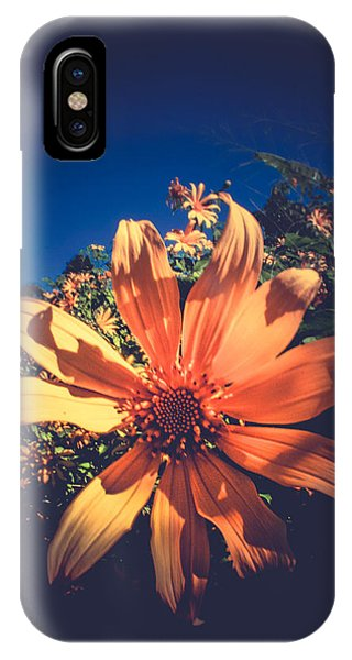 Nature's Pin Wheel  IPhone Case