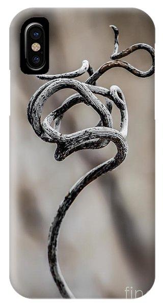 Natures Sculpture IPhone Case