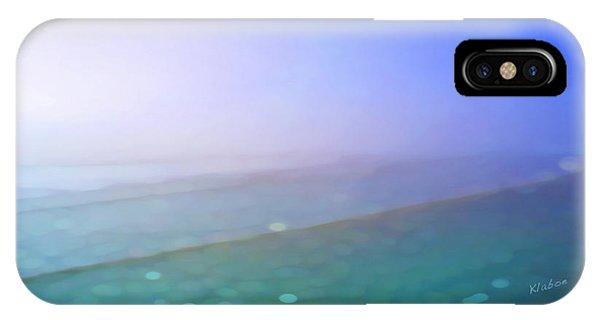 Nauset Beach Nine IPhone Case