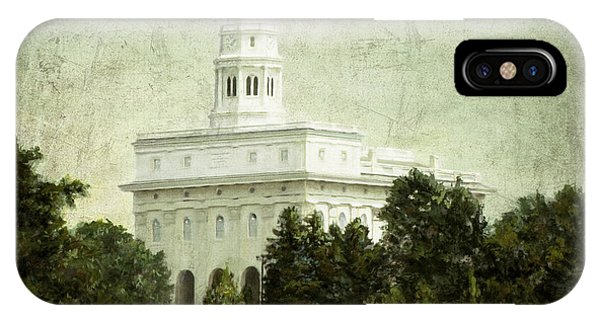 Nauvoo Temple IPhone Case