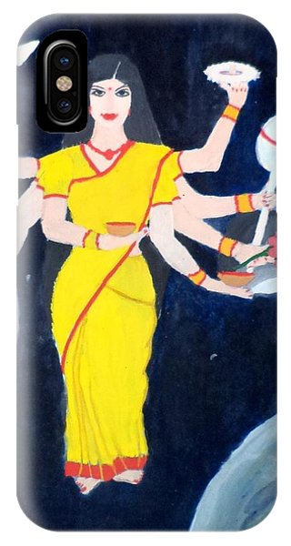 Nava Durga Kusmaanda IPhone Case