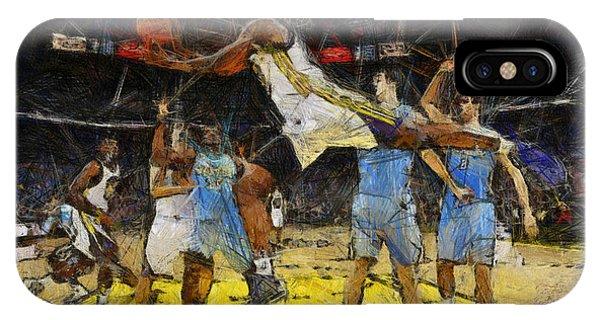 NBA IPhone Case