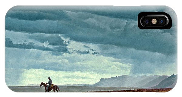 New Mexico iPhone Case - Near Carlesbad by Paul Krapf