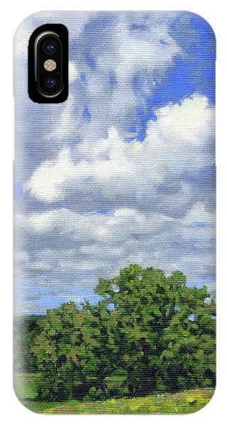 Nearly September IPhone Case