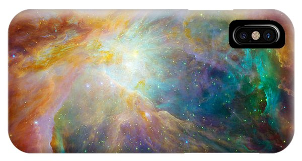 Chaos At The Heart Of Orion IPhone Case