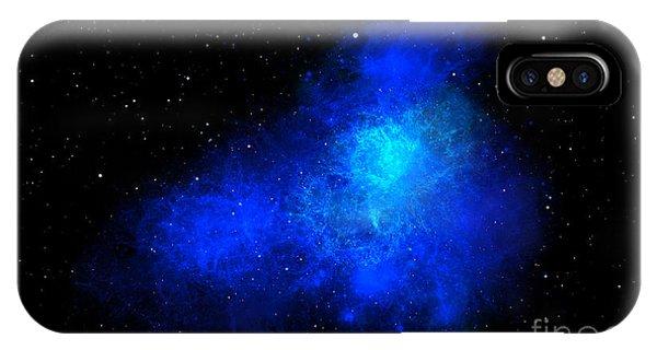 Nebula IIi IPhone Case