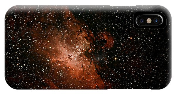 Nebula  M16 IPhone Case