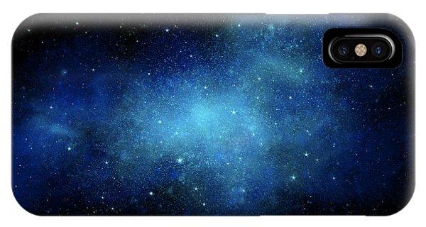 Nebula Mural IPhone Case