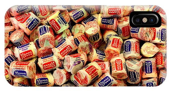 Necco Wafers IPhone Case