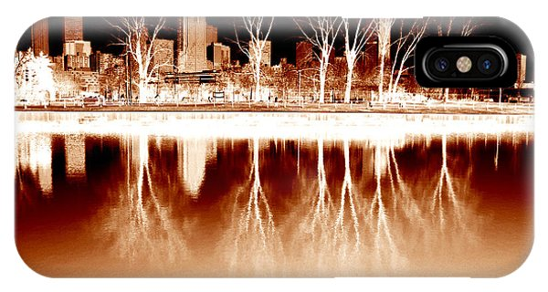 Negative Reflections  Phone Case by Robert Knight