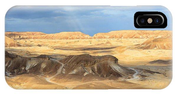 Negev Desert  IPhone Case