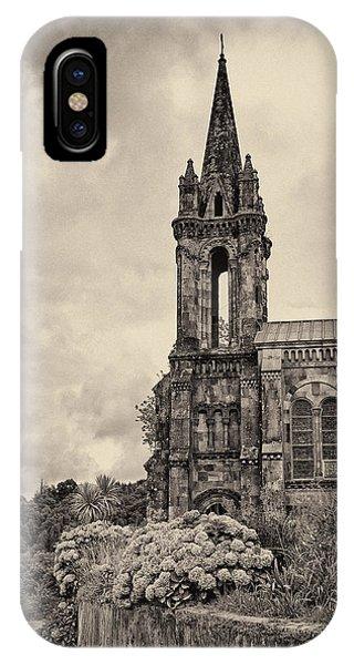 Neo Gothic Chapel IPhone Case