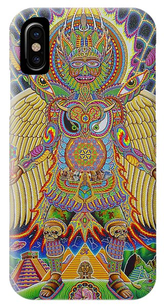 Neo Human Evolution Phone Case by Chris Dyer