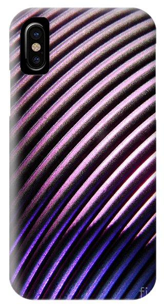 Neo Plum IPhone Case