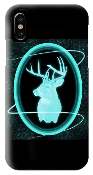 Neon Buck IPhone Case