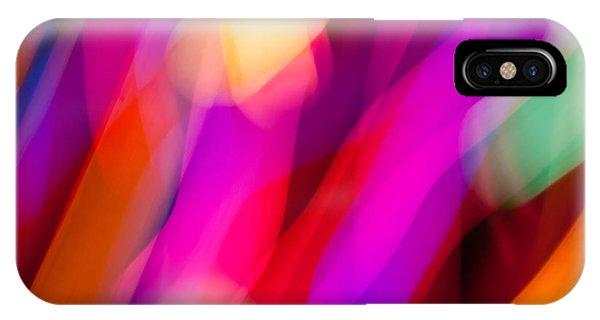 Neon Dance IPhone Case