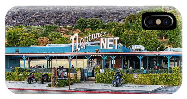 Neptune's Net IPhone Case