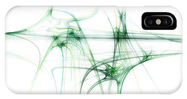 Nerves iPhone Case - Nerve Cells by Laguna Design