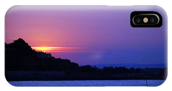 Nessebar Sunse  IPhone Case