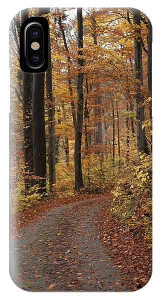 New Autumn Trails IPhone Case