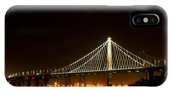 New Bay Bridge IPhone Case