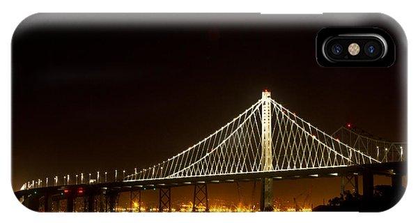 New Bay Bridge IPhone Case