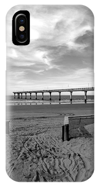 New Brighton Beach IPhone Case