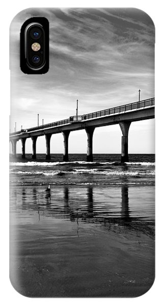 New Brighton Pier IPhone Case