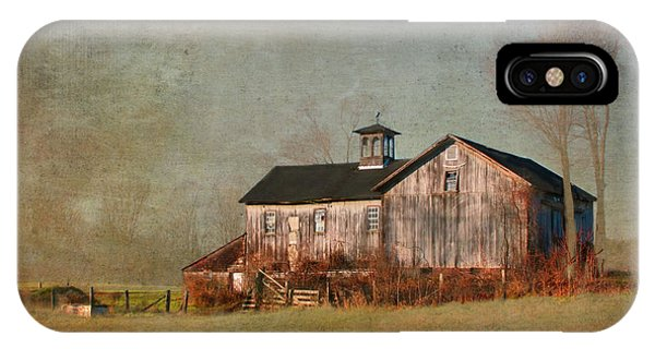 New Hampshire Barn  IPhone Case