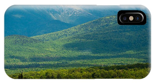 New Hampshire Mountainscape IPhone Case