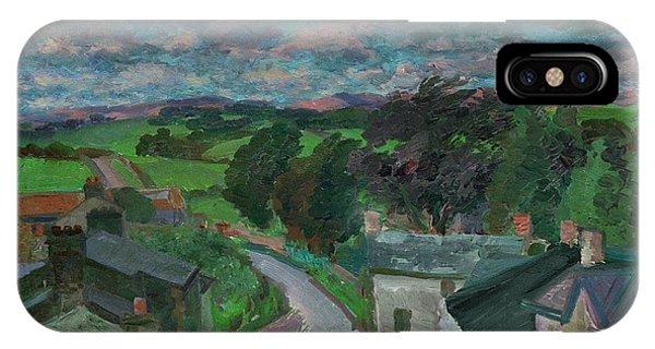 English Village iPhone Case - New Hutton Westmorland by Stephen Harris