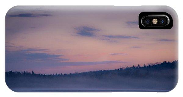 New Ice Evening IPhone Case