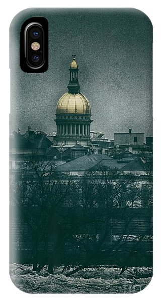 New Jersey State House IPhone Case