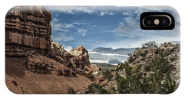 New Mexico Grande IPhone Case