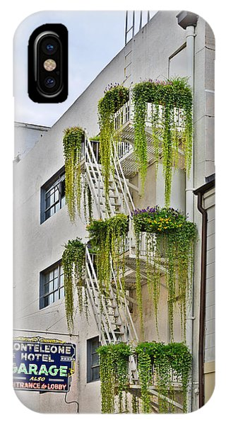 New Orleans Balcony Gardens IPhone Case