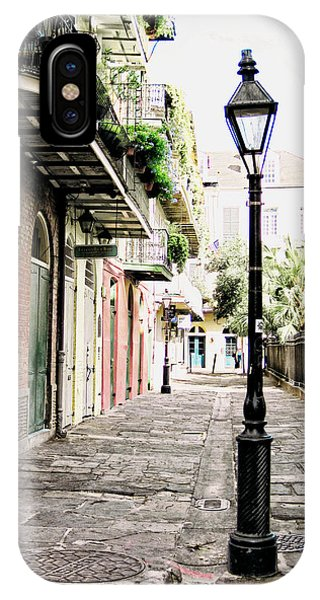 New Orleans Cobblestone IPhone Case