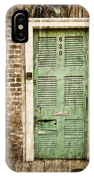 New Orleans Doorway Phone Case by Ray Devlin