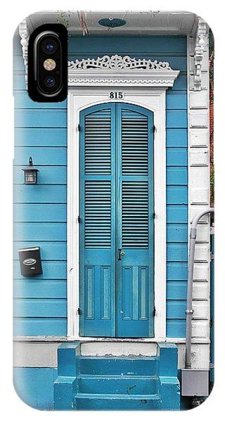 New Orleans Front Door IPhone Case