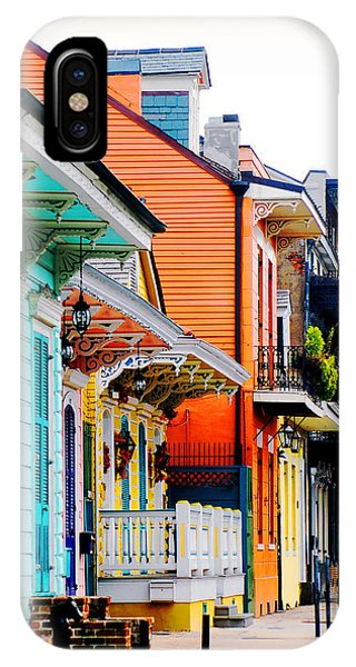 New Orleans Living IPhone Case