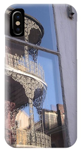 New Orleans Window IPhone Case