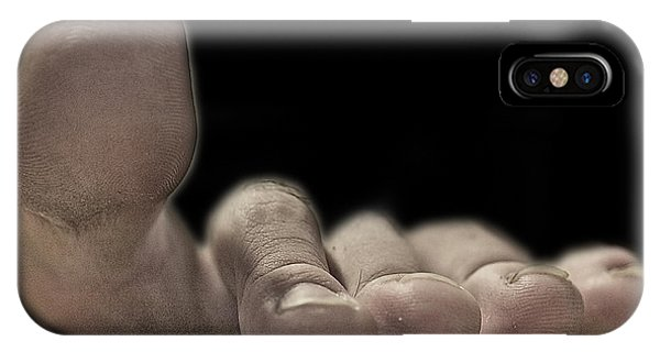 New Photographic Art Print For Sale   Best Foot Forward IPhone Case