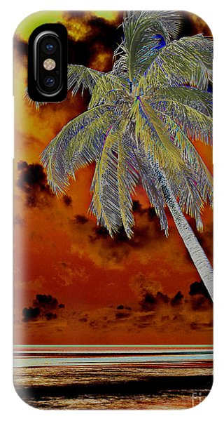 New Photographic Art Print For Sale Paradise Somewhere In The Bahamaramas IPhone Case
