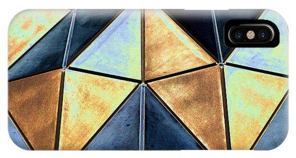 Pop Art Abstract Art Geometric Shapes IPhone Case