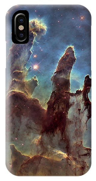 New Pillars Of Creation Hd Tall IPhone Case