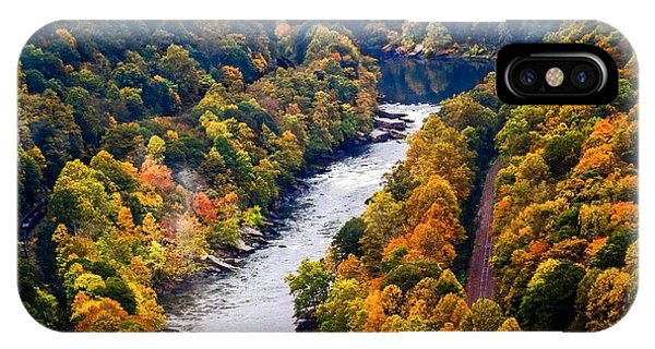 New River Gorge IPhone Case