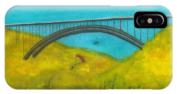 New River Gorge Bridge On Bridge Day IPhone Case