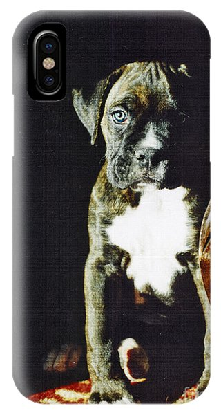 New To The World IPhone Case