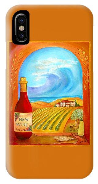 New Wine  Joel 2 IPhone Case
