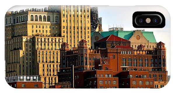 New York Buildings IPhone Case