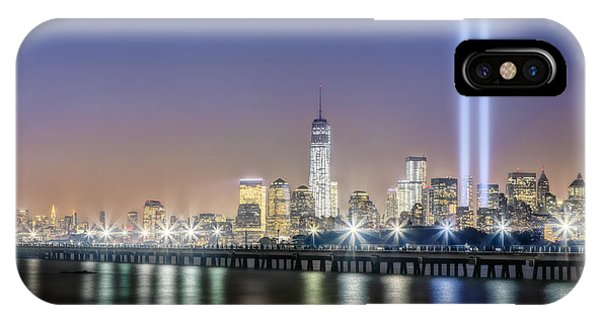 New York City Will Never Forget IPhone Case